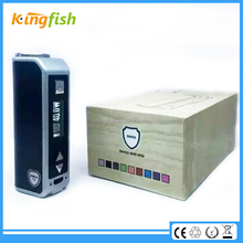 New Arrival TC e cigarette shield mini 40w abaddon sx 350 chip krastos box mod