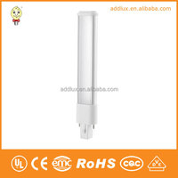 CE UL 6W SMD Led CFL 2 Pin Replacement Lamp