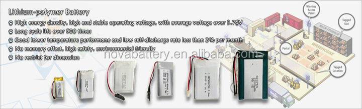 3.7v lipo battery how to tell cell number