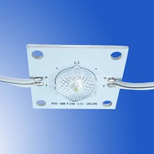 Practical and affordable illumination of channel letters smd led module