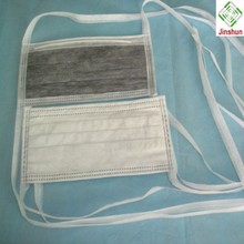 4 ply carbon filter face mask, Anti-pollution, Nonwoven Mask, Disposable Face Mask with CE/ISO/Nelson