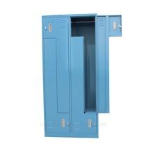 Metal Clothes Lockers/Kids Metal Locker Room Furniture