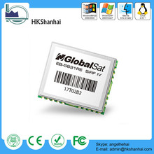 High sensitivity GLOBALSAT EB-5631RE module chipset gps sirf star iv