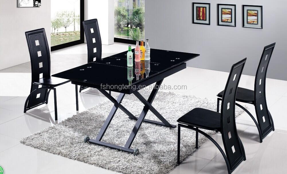 Acero cromado silla de comedor/barato moderna silla de comedor ...