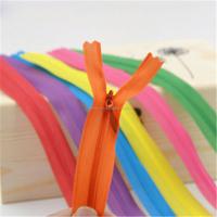 DIY 3# C/E Invisible Nylon lace tape zipper