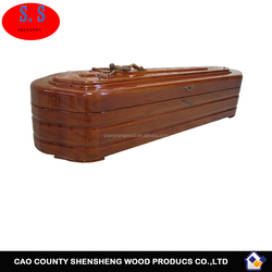 BALLOON BEAR Animal coffin wood pet casket products for funerals American Child size Wood coffin