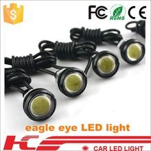 12 Volt Daytime Running Light 18mm 23mm Eagle Eye Led Waterproof Eagle Eye LED Daytime Running/ Brake Lamps/ Lights