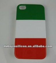 Italy flag phone cover for iphone/samsung Galaxy S3