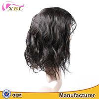 XBL hair aliexpress 130% density Chinese virgin human hair full lace sew in wig