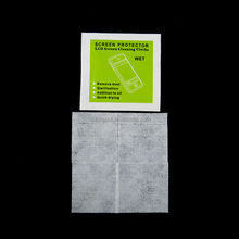 good quality brand names tailor make promotional clean wipe