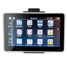 5 inch LED Win CE 6.0 Car GPS Navigation ( America Map)