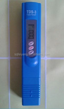 new color of water testing tools TDS Meter with AUTO temperature compensation