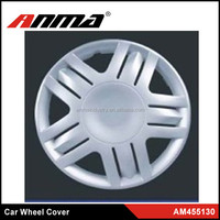 Factory price Silver PP 17 inch wheel covers