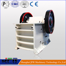Jaw crusher crushing stone, rock crusher with partical size