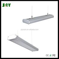 Industrial surface mount 1200mm AC100-240v Ip65 led tube led tri-proof light fixture