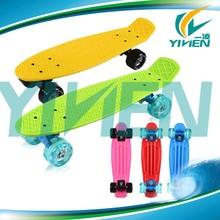 Original penny skateboard,New 72mm rock wheel penny mini cruiser,Rock skate board for longboard