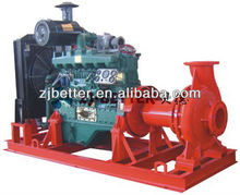 XBC self-priming centrifugal fire pump