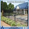 Factory Direct Cheap Outdoor Garden aluminium fence