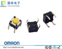 6*6mm Types of Electrical Tactile Switch B3F-1002