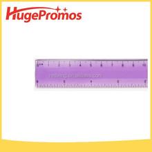 20cm Transparent Making Plastic Ruler For Promotion