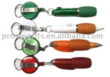 EP077 Led Light Pen with Keychain