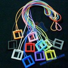 Necklace Design Soft Silicone Case for iPod Nano 6