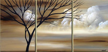 High Quality Handmade oil painting reproduction from china Wall decorative Landscape oil painting