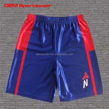 men international fashion basketball shorts