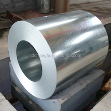 Hot dipped prepainted galvanized steel coil