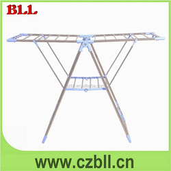 folding steel clothes dryer stand,clothes airer,CLOTHES DRYER RACK,home hanger, laundry