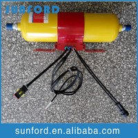 1kg ABC automatic dry powder fire extinguisher