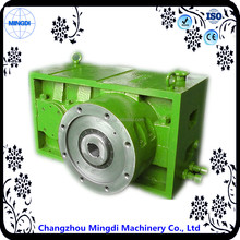 ZLYJ Reduction Gearbox Motor / Gear Transmission Parts with Electric Motor for Concrete Mixer