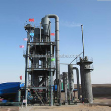 Biomass Gasifier coal gas gasifier waste to energy plant biomass gasification power plant