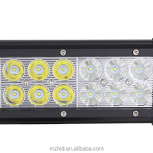 Wholesale Super Bright 126W Curved Off Road Led Light Bar