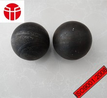 65Mn forged grinding steel ball for cement mill