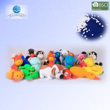 alibaba china Microbeads stuffed toy to kids