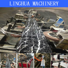 china Plastic artificial marble plate extrusion line with high technology