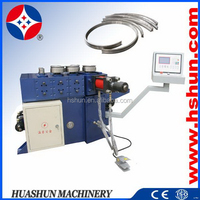HS-GY-90 top level manufacture hydraulic pipe thread rolling machine