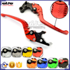 BJ-LS-008 Top Quality Custom CNC Folding Motorcycle Brake Clutch Lever for Yamaha FZ8, MT-07/FZ-7