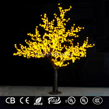 outdoor led tree lights for plaza decoration of real estate