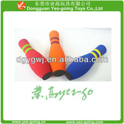 colorful high quality EVA foam sport bowling ball
