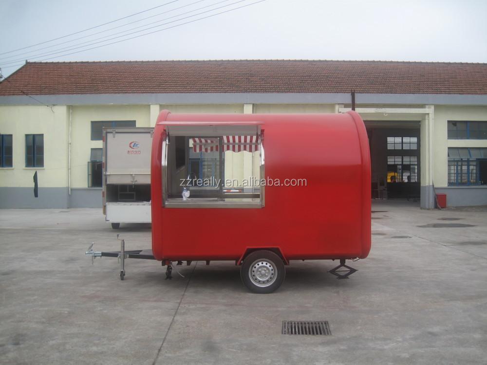 fast-food-mobile küche anhänger/gastronomie im anhänger catering ... - Gastronomie Mobile Küche