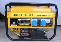 2KW 2.5KW 3KW 5KW Gasoline Generator Astra Korea with Best Price