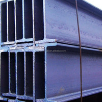 SS400 Hot Rolled Steel Structure H Beams