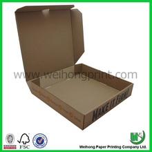custom pizza carton box packing wholesale