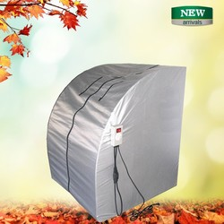 Best Selling New Beauty Products 2015 Anpan VC-606 Far Infrared Therapy Sauna Portable Slimming Sauna Cabin