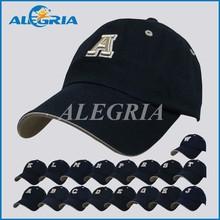 New custom baseball mesh trucker hat/cap pre-curved baseball cap