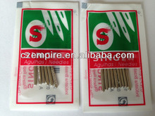 Household sewing machine needle