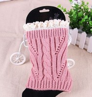2015 cable knit leg warmer for girl
