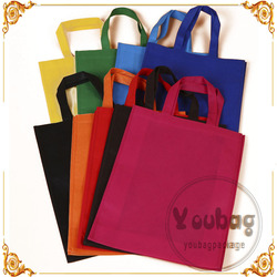 wholesale non-woven resuable shopping bag with low price